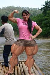 Candy Huge Legs by zjefvanutsel