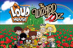 The Loud House and The Wizard of Oz poster