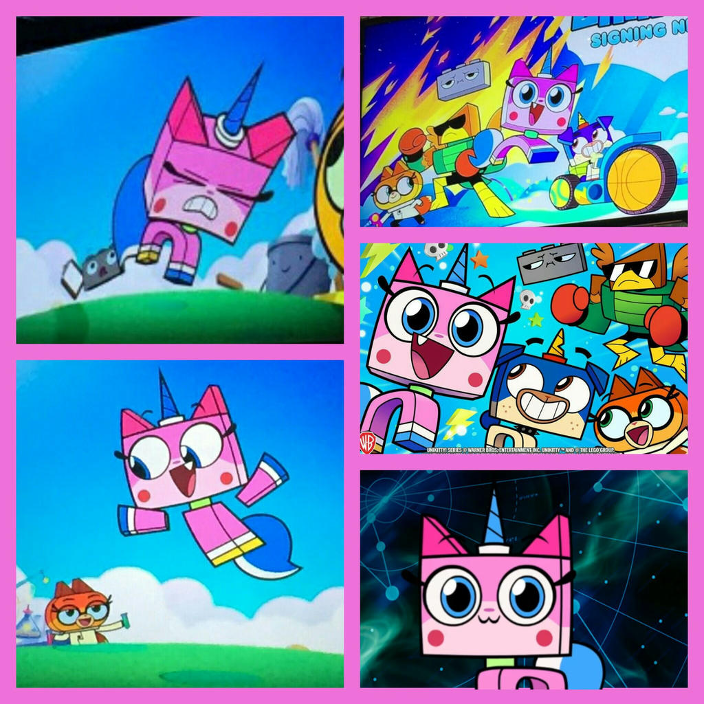 Unikitty collage by dimensions101 on deviantart for Craft fairs near me november 2017