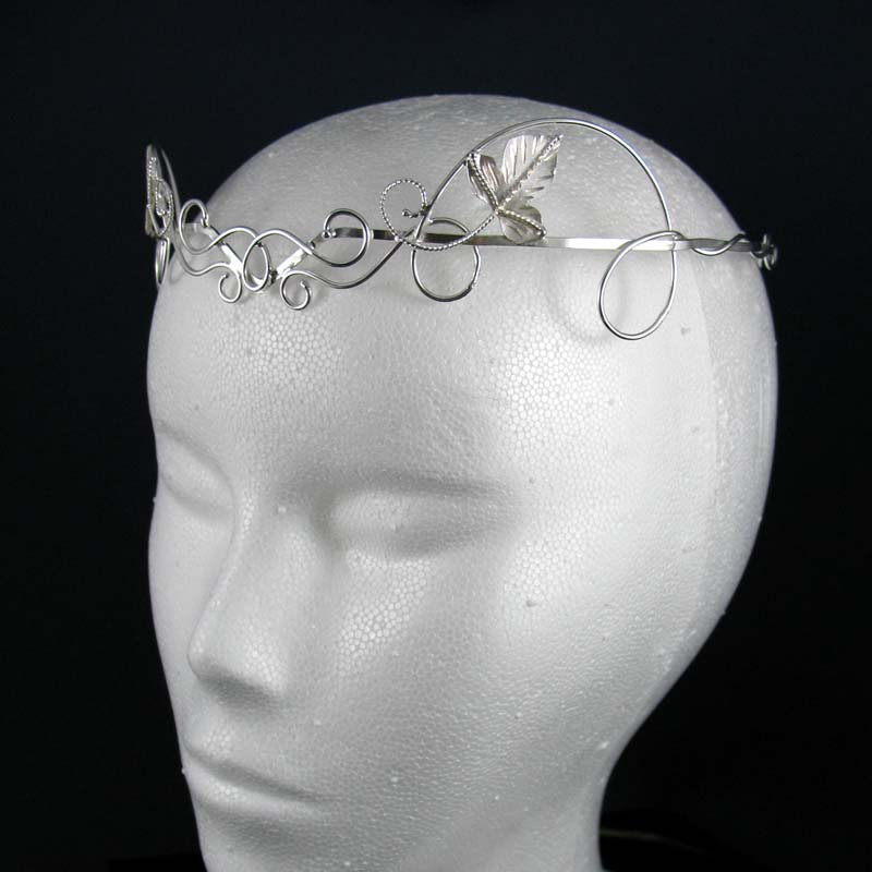Ivy Glen Headpiece .925 by camias