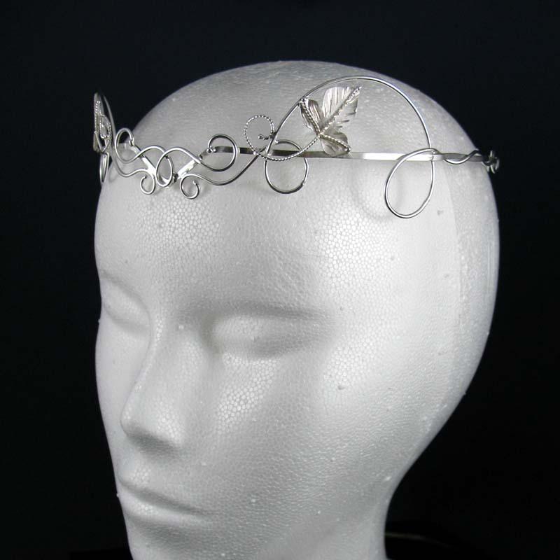 Ivy Glen Headpiece .925 by camias