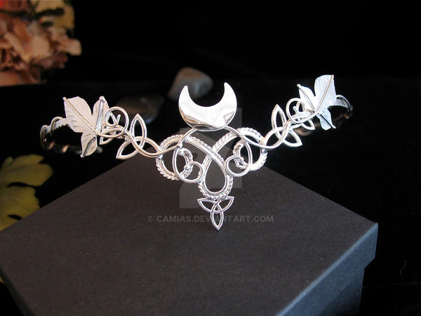 Lady Maiden Circlet by camias