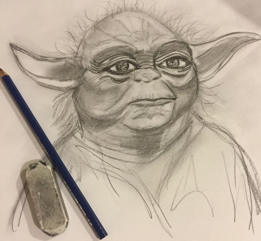 Yoda - 1 by camias
