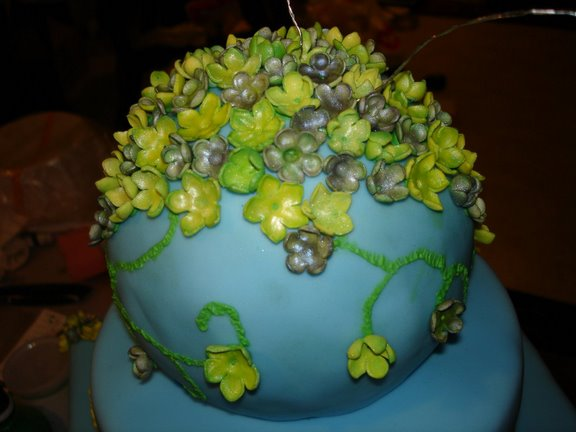 Cake by mladymandi