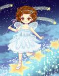 My little fairy!