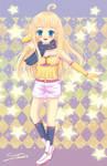 Artrade: Akihoshi from TheMarauderArtist
