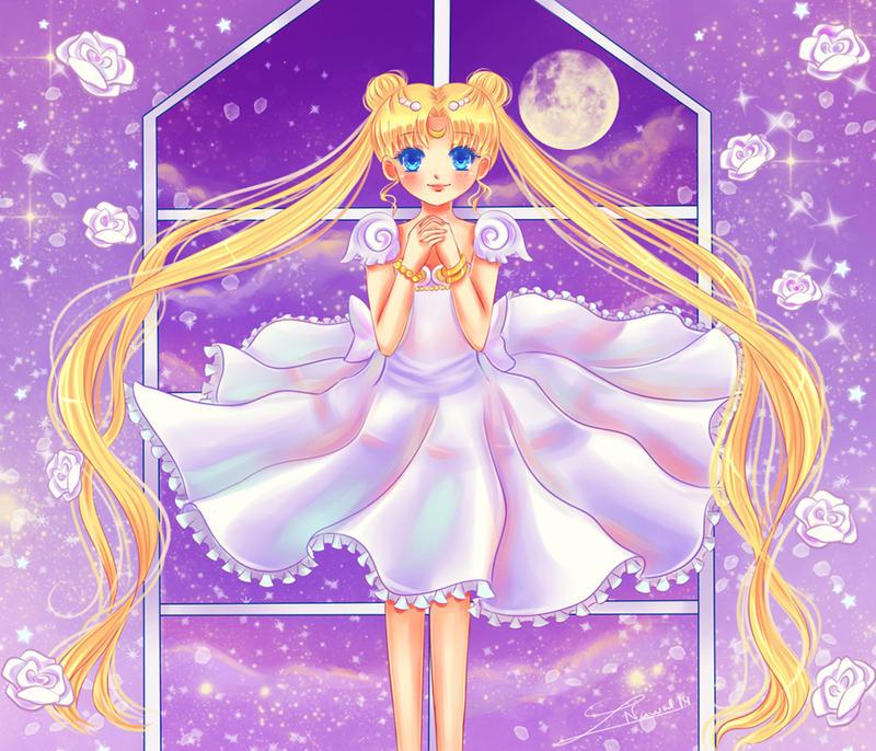 Princess Serenity* by Nawal