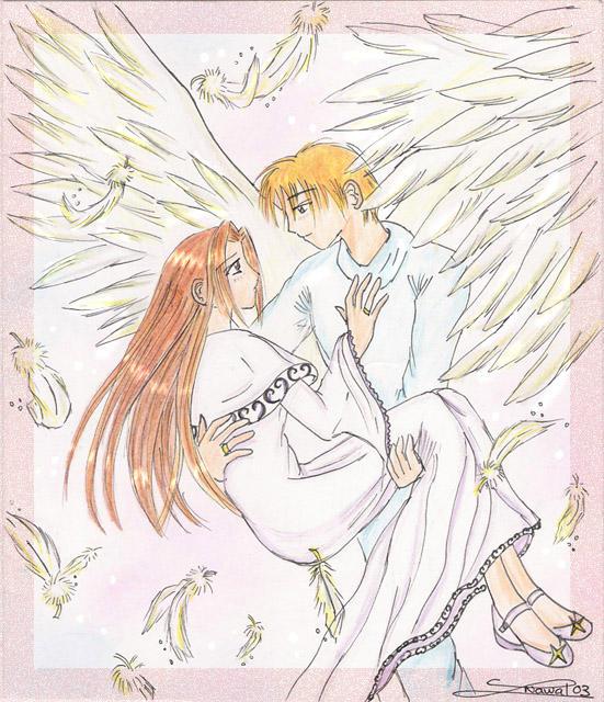 diario angel: