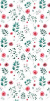 Floral Custom Box Background 01