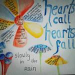Hearts call, hearts fall