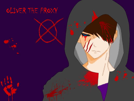 Oliver The Proxy Murderous Look Without Tentacles