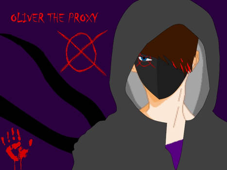 Oliver The Proxy With Mask