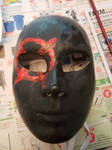 Oliver the proxy mask by Oliverthedragonlord