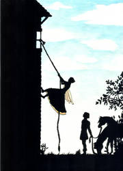 Rapunzel - alternative ending