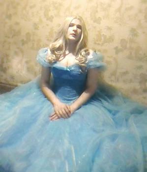 Cinderella cosplay 3