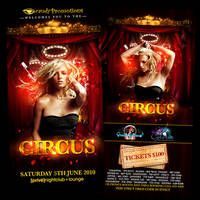 circus by cads123