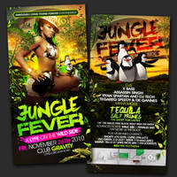 jungle fever by cads123