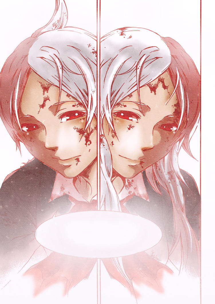 Twins by LeLapinAgile