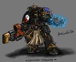 Deathwatch Terminator