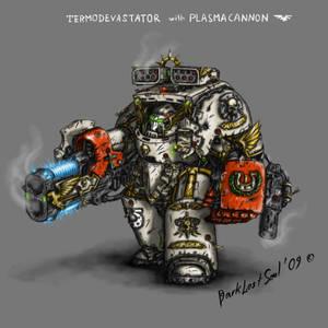Terminator armour conversion