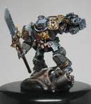 Grey Knights Terminator