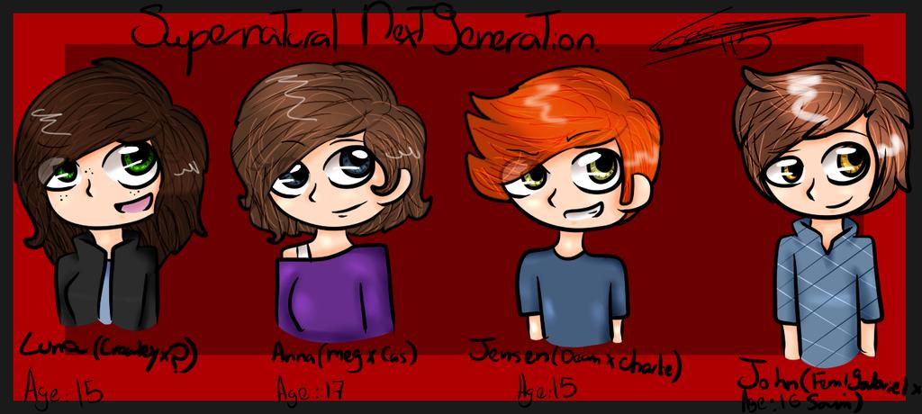 Supernatural-Next Generation by Thelenitafletcher