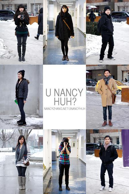 U Nancy Huh?