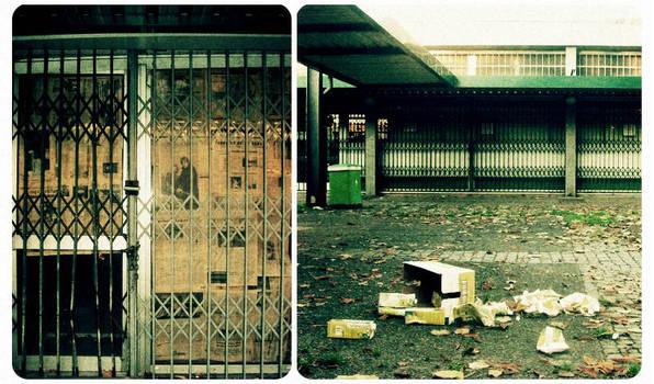 suburban desolation