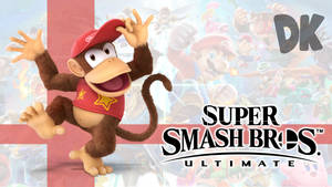 Super Smash Bros. Ultimate: 36. Diddy Kong