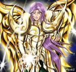 Aries Mu God Cloth