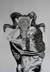 Devil Inside by MisiasArt
