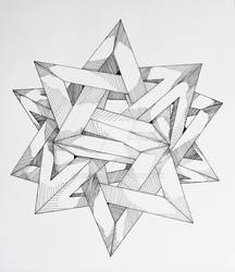 Cube 1 by MisiasArt