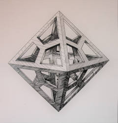 Cube 3 by MisiasArt