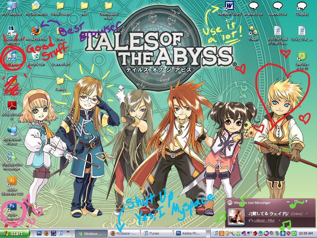 TotA Desktop