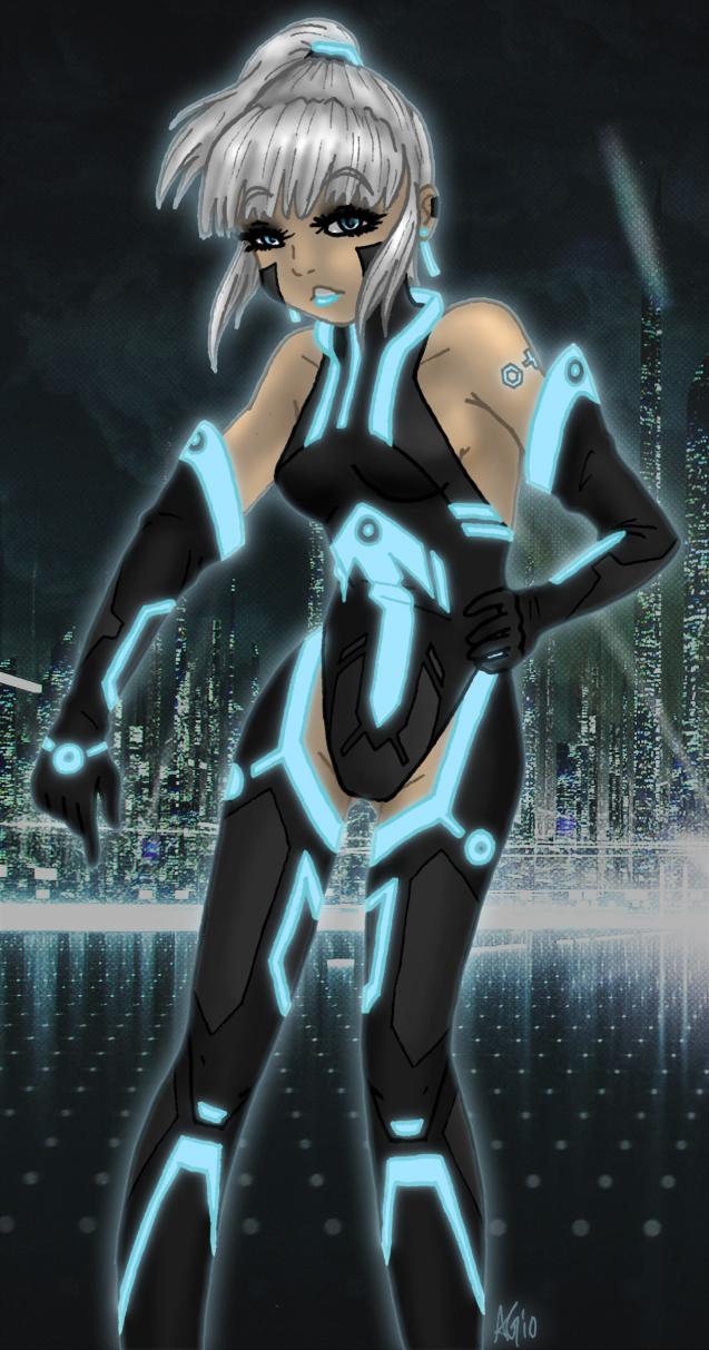 Tron ISO Male Glow by NapalmGoBoom on DeviantArt