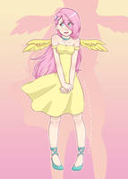 Fluttershy the Timid by PhantomClark