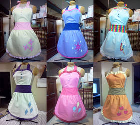 My Little Pony- Aprons