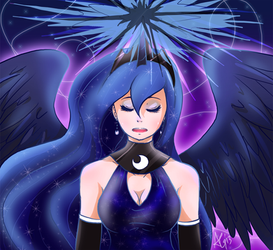Regality Luna by PhantomClark