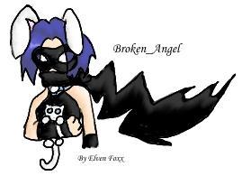 Broken_Angel by PhantomClark