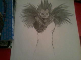 Ryuk Stage 4 by neckanome4