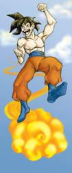 Goku by Ironmary