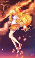 Sailor Scout Series: Sailor Venus by Silvercresent11