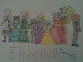 .:Elizebeth:. by Valkyrie01325