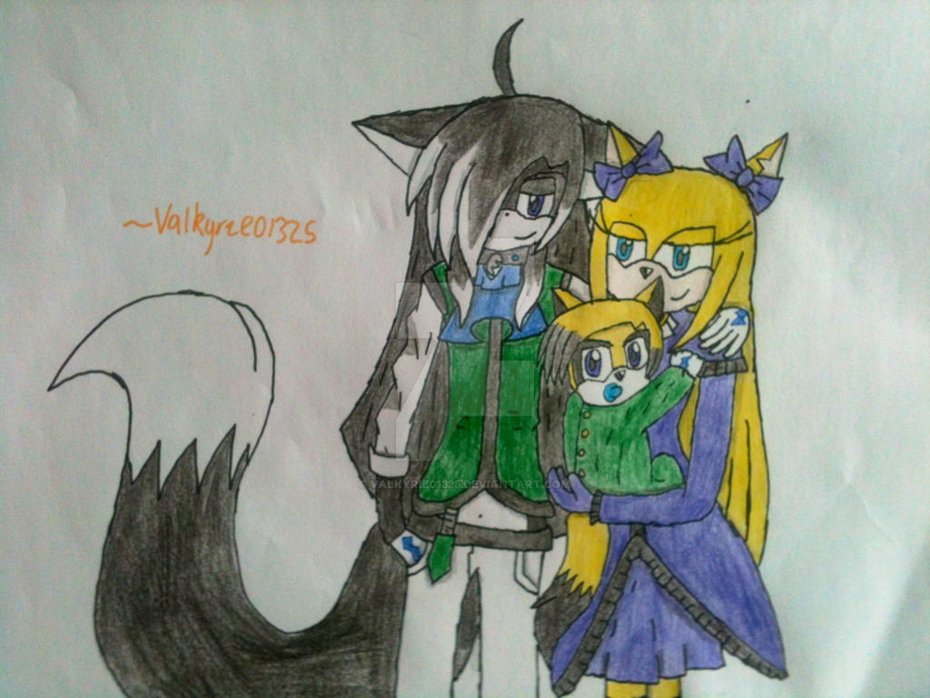 .:Family Photo:. ~.:Deran:.~  by Valkyrie01325