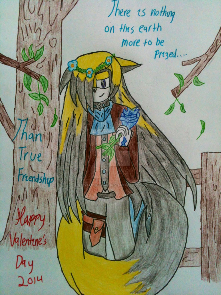 ~.:Happy Valentine's Day 2014:.~ by Valkyrie01325