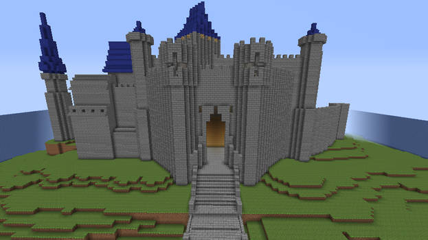 Enchanted Dominion Castle (unfinished)