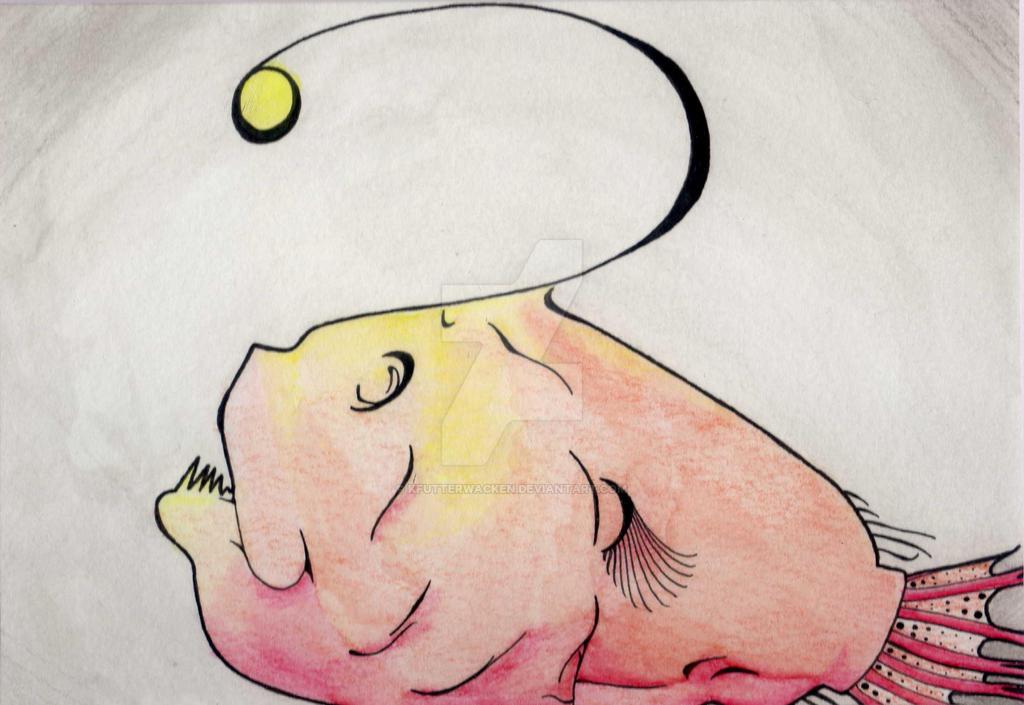 Anglerfish by KFutterwacken