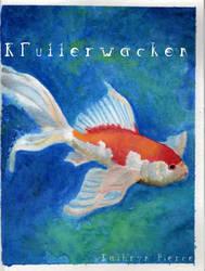 Goldfish Watercolor Painting