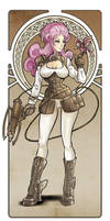 Steampunk Girl Revisited