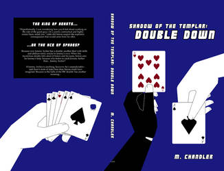 Double Down: Wraparound Cover by mooncalf